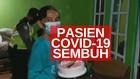 VIDEO: Pasien Sembuh Pulang Ke Rumah Disambut Warga