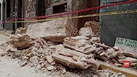 VIDEO: Lima Orang Tewas akibat Gempa dan Tsunami di Meksiko