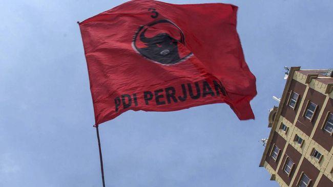 Bendera PDI Perjuangan