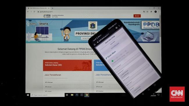 Jadwal Lengkap PPDB DKI 2021 di Pergub Anies