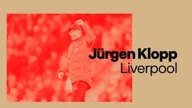 INFOGRAFIS: Rekam Jejak Klopp Hingga Liverpool Juara Inggris