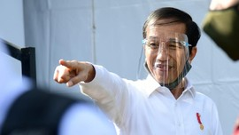 Jokowi Perintahkan Polisi Lindungi Tenaga Medis Diintimidasi