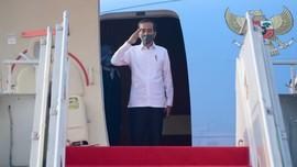 Jokowi Tinjau Pos Covid Jatim dan Tempat Wisata di Banyuwangi