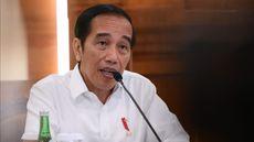 Presiden Jokowi Buka Suara Soal Ekonomi Minus 5,32 Persen