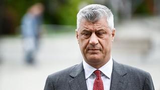 Presiden Kosovo Didakwa dalam Kasus Kejahatan Perang
