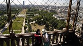 Menara Eiffel Siap Sambut Pengunjung Lagi pada Juli