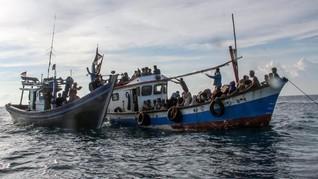 Menlu Sebut 99 Pengungsi Rohingya di Aceh Bebas Covid-19