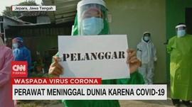 VIDEO: Perawat di Jepara Meninggal Dunia Karena Covid-19