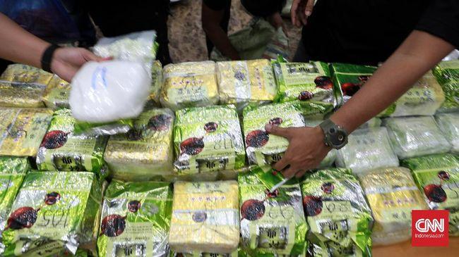 Pembawa 208 kilogram sabu mengajukan banding usai divonis mati oleh majelis hakim PN Banjarmasin.