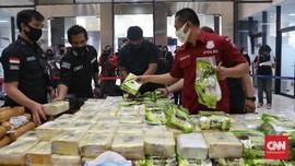 Polisi Sita 159 Kg Sabu-sabu China, Terkait Pelaku di Lapas