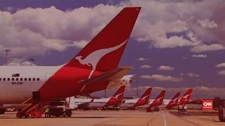VIDEO: Qantas PHK 6.000 Pekerja Karena Pandemi Corona