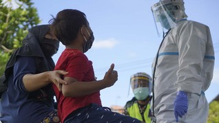 Kisah Dokter Anak Melawan Pandemi dari Ujung Timur Indonesia