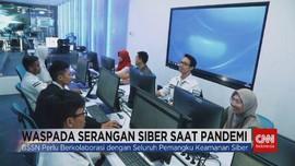 VIDEO: Waspada Serangan Siber saat Pandemi Covid-19