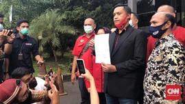 PDIP Gunakan Pasal Perusakan dan Penghasutan di Kasus Bendera