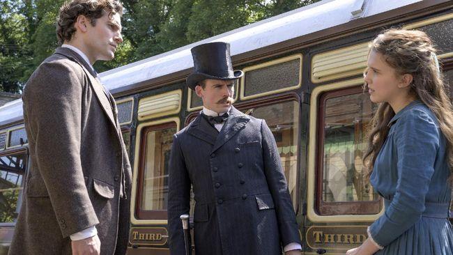 Henry Cavill tak ambil pusing terkait tuntutan hukum atas Netflix terkait karakter Sherlock Holmes yang ia perankan dalam film Enola Holmes.
