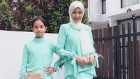 <p>Dari pernikahannya, mereka dikaruniai seorang anak perempuan cantik bernama Aleesya Putri. (Foto: Instagram @errafazira)</p>
