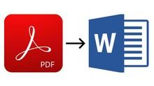 4 Cara Ubah PDF ke Word Tanpa Aplikasi