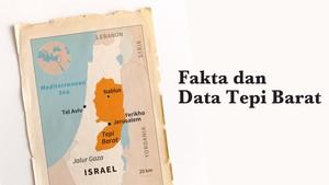 INFOGRAFIS: Fakta dan Data Tepi Barat
