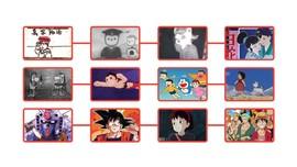INFOGRAFIS: Goresan Lini Masa Perjalanan Anime