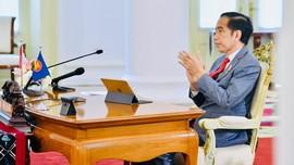 Survei: 73,1 Persen Responden Dukung Jokowi Reshuffle Kabinet