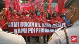 PDIP Daerah Desak Proses Hukum, Pertanyakan Bendera PKI