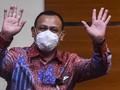 Rayakan HUT Bhayangkara, Firli Potong Tumpeng di KPK