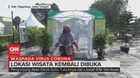 VIDEO: Sejumlah Lokasi Wisata Kembali Dibuka