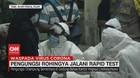 VIDEO: Pengungsi Rohingya di Aceh Jalani Rapid Test