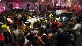 Rayakan Juara, Fan Liverpool Disebut Lakukan Tindak Kriminal