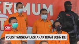 VIDEO: Polisi Tangkap Lagi Anak Buah John Kei