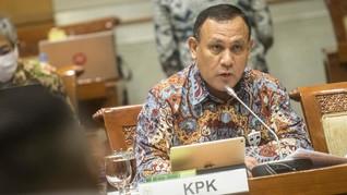 KPK Turunkan Anggaran Pemberantasan 45,93 Persen, DPR Bingung
