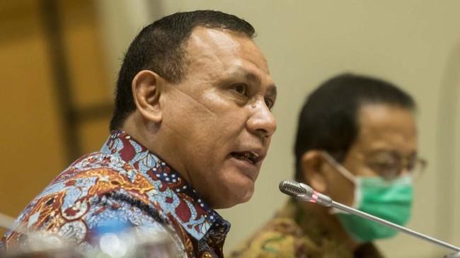 ICW: Firli Cs Arogan Tuding Ombudsman Malaadministrasi