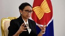 Menlu Panggil Dubes Inggris soal Deklarasi Papua Benny Wenda