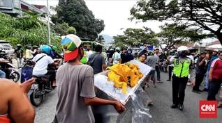 RSUD Ambon Minta Maaf Ada Kotoran di Peti Jenazah Corona