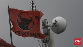 Markas PDIP di Cianjur Dilempar Bom Molotov