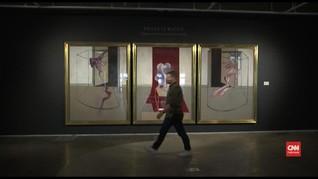 VIDEO: Sotheby Gelar Lelang Lukisan Virtual