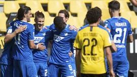 Akhir Bundesliga: Dortmund Hancur, Munchen Menang Besar