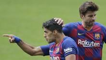 Valladolid vs Barcelona: Kans Suarez Lepas dari Kutukan