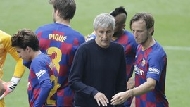 Setien Tolak Ungkap Masa Depan Messi di Barcelona
