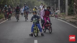 PSBB Transisi Jakarta Berakhir Hari Ini