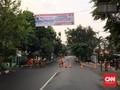 CFD di Jakarta Disebar, Keramaian Masyarakat Berkurang
