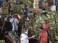 FOTO: Pasar, Pusat Penyebaran Corona di Amerika Latin