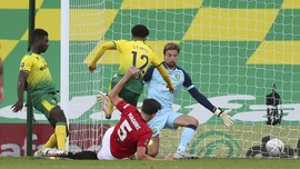 Manchester United Lolos ke Semifinal Piala FA