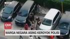 VIDEO: Warga Negara Asing Keroyok Polisi