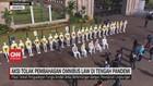 VIDEO: Aksi Tolak Pembahasan Omnibus Law di Tengah Pandemi