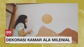 VIDEO: Dekorasi Kamar ala Milenial