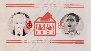 INFOGRAFIS: Serba-serbi Pemilu Singapura 2020