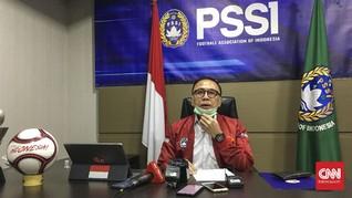 PSSI Putuskan Nasib Liga 1 pada Rabu