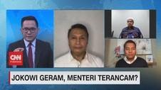 VIDEO: Jokowi Geram, Menteri Terancam