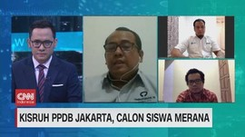 VIDEO: Kisruh PPDB Jakarta, Siswa Merana